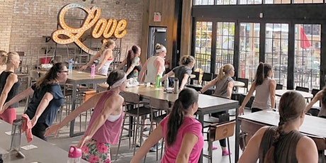 Barre & Beer - Goose Island Brewhouse tickets