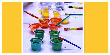 April After School Art Club (5-12 Years) tickets