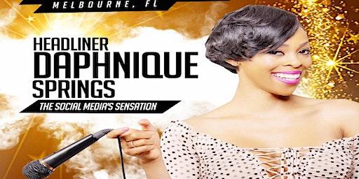 MELBOURNE, FL- Daphnique Springs