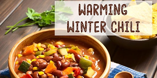 Free Cooking Class: Warming Winter Chili