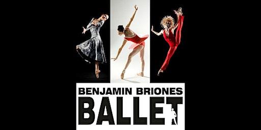 Benjamin Briones Ballet of NYC