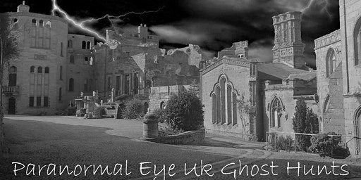 Guys Cliffe Warwickshire Ghost Hunt Paranormal Eye UK