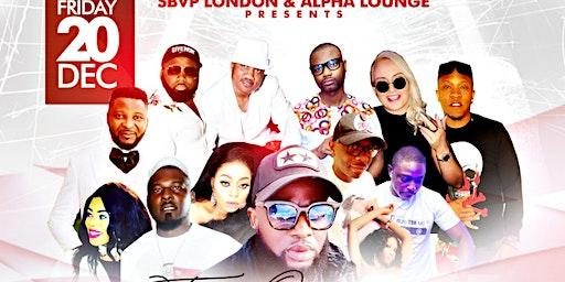 ALL WHITE PARTY ON FRI 20TH DEC @ALPHA LOUNGE SE13