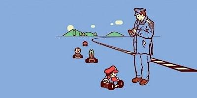 April Drunken Mario Kart