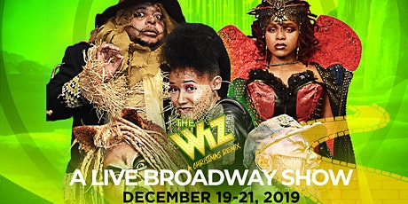 The Wiz: A Christmas Remix tickets