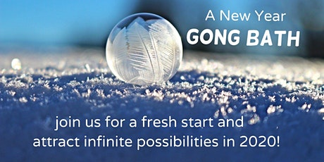 New Year Transformational Gong Bath with 12 Gongs by B&J in Woking tickets