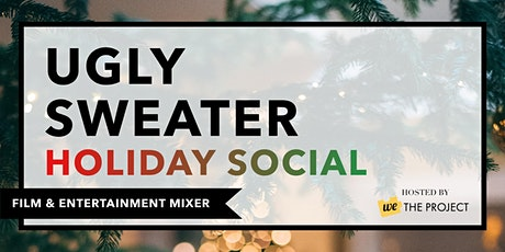 Ugly Sweater Holiday Social tickets
