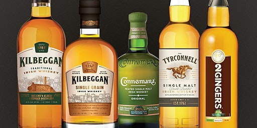 Irish Whiskey Tasting with Cathal O'Connor
