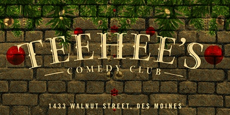 Des Moines CC | Comedy Club & Holiday Social tickets