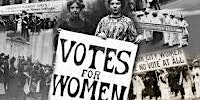 """""""Twilight Tour Series"""" :  Famous Suffragist and other famous women  at Fairmount!"""""""