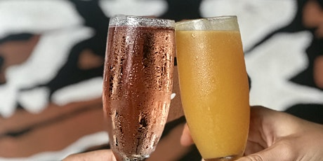 $18 BOTTOMLESS ROSÉ AND MIMOSAS tickets