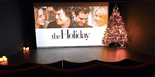 Festive cosy screening of The Holiday at Mutiny Theatre