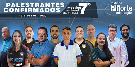 7º MEETING NACIONAL DE FUTSAL