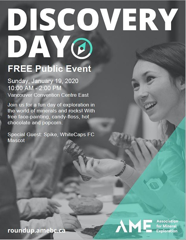 Discovery Day - free family event image