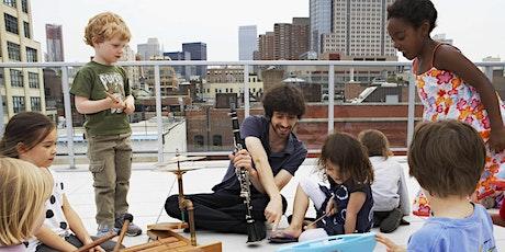 Oran Etkin: Timbalooloo Jazz For Kids Duo Series tickets