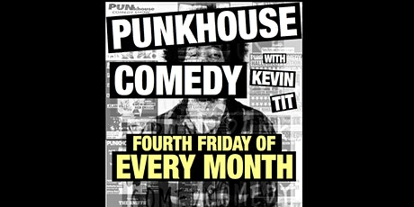 PunkHouse Comedy at Songbyrd Vinyl Lounge tickets