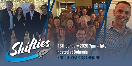 2019 Shifties End of Year Gathering tickets