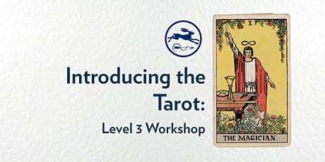 Introduction to the Tarot: Course Level 3 tickets