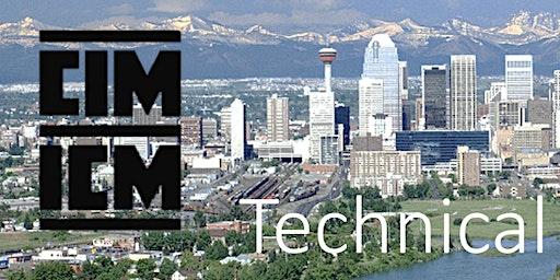 CIM Calgary Technical Luncheon - January 2020