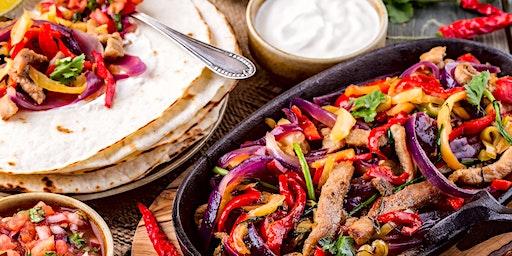 Cooking Healthy on a Budget: Pork Fajitas