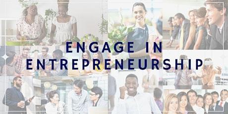 Engage in Entrepreneurship tickets