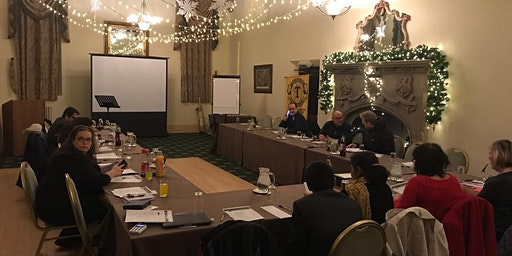 Toastmasters Anglia Communicators Club — Christmas Special