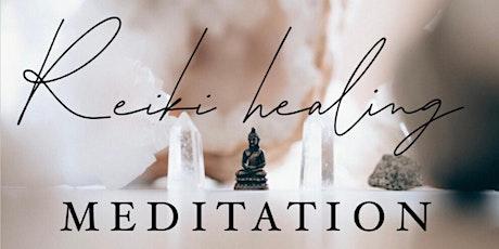 Reiki Healing Meditation tickets