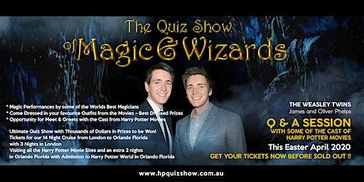 THE QUIZ SHOW OF MAGIC & WIZARDS - BENDIGO