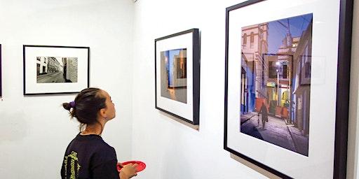 Gallery Reception:  1st Annual Ground Glass Mentorship Exhibit