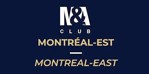 M&A Club Montréal-Est : Réunion du 22 janvier 2020/Meeting January 22, 2020