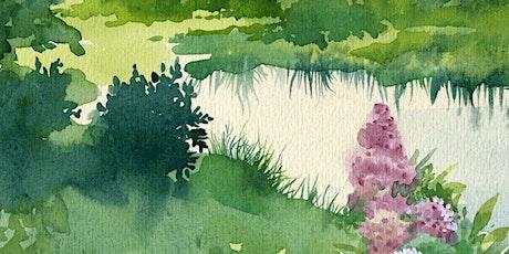 Intermediate Watercolour tickets
