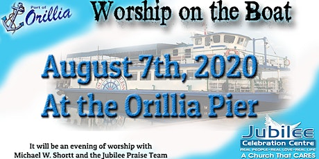Worship on The Boat tickets