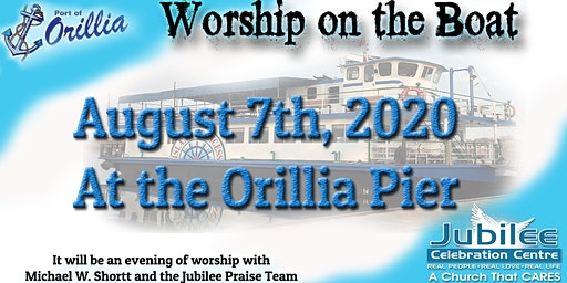Worship on The Boat