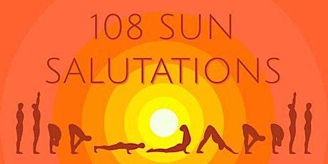 Winter Solstice - 108 Sun Salutations tickets