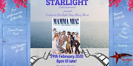Mamma Mia Sing Along tickets