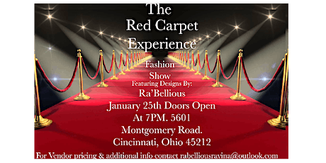 The Red Carpet Experience tickets