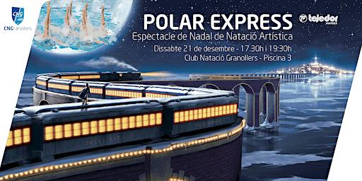 Polar Express. Espectacle de Nadal de Natació Artística