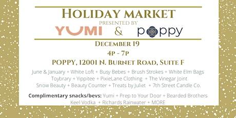 YUMI Holiday Market tickets