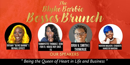 Blyke Barbie Bosses Brunch: Being the Queen of Heart in Life and Business