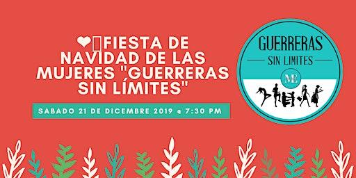 Fiesta De Navidad De Guerreras Sin Límites