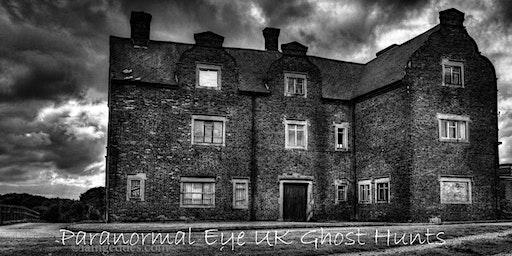 Old Gresley Hall Derbyshire Ghost Hunt Paranormal Eye UK