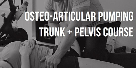 Pumping of the Trunk & Pelvis Course tickets