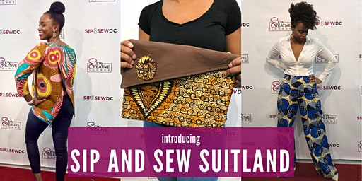Sip and Sew Suitland