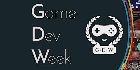 GameDevWeek Trier Abschlusspräsentation Tickets