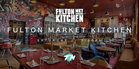 DJs @ Fulton Market Kitchen tickets