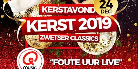 KERSTAVOND x Q-MUSIC 'FOUTE UUR LIVE' tickets