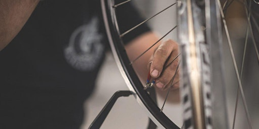 Wheel building master class