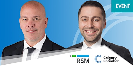 Leaders Lunch: RSM Canada's The Real Economy Seminar tickets