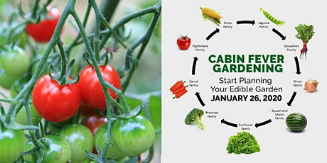 Cabin Fever Gardening tickets