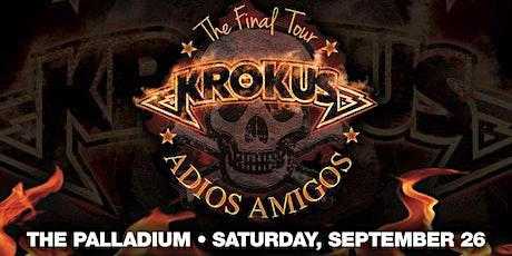 KROKUS - FAREWELL TOUR tickets